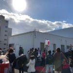 福岡県久留米市 餅つき・1組150名様。